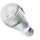 5W E27 translucent LED ball bulbs
