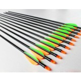 6-8mm carbon fiber arrows bolts