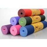 6-8mm TPE non-slip yoga mat