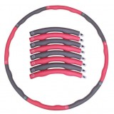 6-8pcs removable foam Hula Hoop