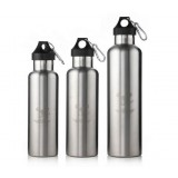 600 ~ 1000ml stainless steel insulated water bottle
