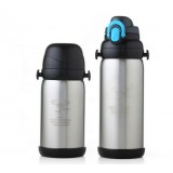 600 ~ 800ml double stainless steel outdoor thermal insulation kettle
