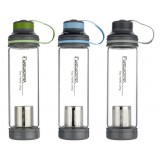600ml large capacity single glass sports cup