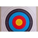 60 * 60cm 10 ring target paper