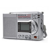 6169 full-band clock radio / High Sensitivity radio
