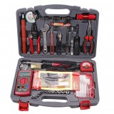 63 Tool Set / household maintenance electrician with a multimeter
