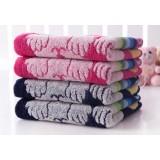 68 * 34cm cartoon bear thicker cotton towels