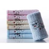 6pcs Cotton children small towel
