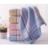 70 * 33cm stripes cotton towels