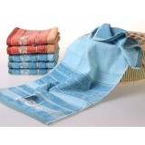 78 * 36cm Thicker striped towels