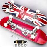 78cm nine layers maple wood four wheels skateboard