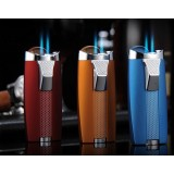 7.7 * 3cm metal matte windproof lighter
