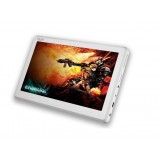 7'' 8GB MP4 digital player / 800 * 480 touch buttons