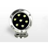 3W-7W AC24V underwater LED spotlights