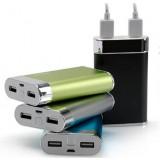 8000 mA Universal Dual USB mobile power bank