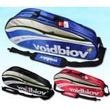 800D waterproof nylon badminton shoulder bag