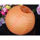 8 ~ 12 inch folding paper lanterns