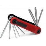 8 in 1 multi-purpose folding screwdriver