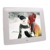 8 inch digital photo frame with digital calendar