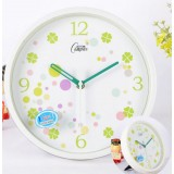 8 inch two purposes quartz clock