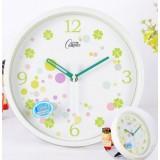8 inch two purposes quartz clock