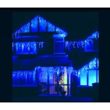8 meters curtains 288 LED holiday lights