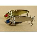 8cm 12g metal vibration VIB fishing lure
