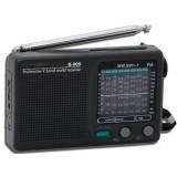 909 fm radio / full-band mini portable