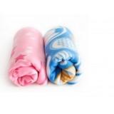 90 * 70cm Polar fleece pet blanket fabric
