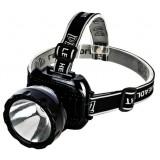 90 degree rotation 2000 mA LED headlamp