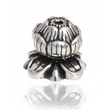 925 sterling silver lotus jewelry accessory