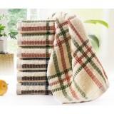 9pcs Case grain cotton towels