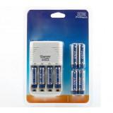 AA / AAA Rechargeable Battery Set