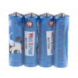 AA carbon battery 4pcs