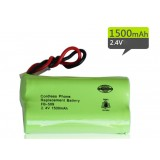 AA Ni-MH rechargeable battery pack 2.4V 1500mAh