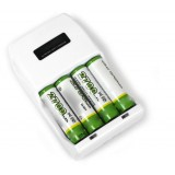AA Ni-MH Rechargeable battery Set
