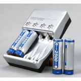 AA quick charge Set / AA Rechargeable battery Set