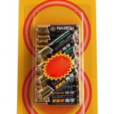 AAA alkaline batteries 12pcs