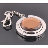 Acrylic Gem keychain