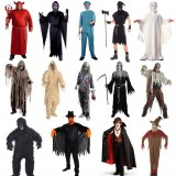 Adult Halloween cosplay clothes