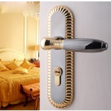 Alloy interior room door locks / handle lock