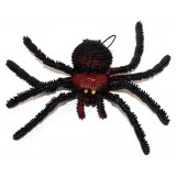 April Fool's Day prank simulation spider props