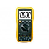 Auto range digital multimeter with backlight