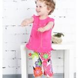 Baby girl summer suit