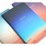 Beautiful morning creative notebook