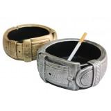 Belt style personality ashtray