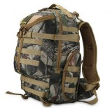Bionic camouflage large capacity double shoulder backpack