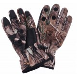 Bionic camouflage waterproof hunting gloves