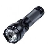 Black 24W HID Flashlight
