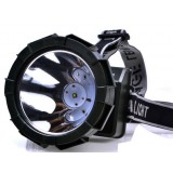 Black 4000 mA CREE LED Headlamp